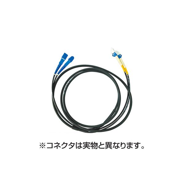 サンワサプライ:タクティカル光ファイバケーブル HKB-FCFCTA1-05