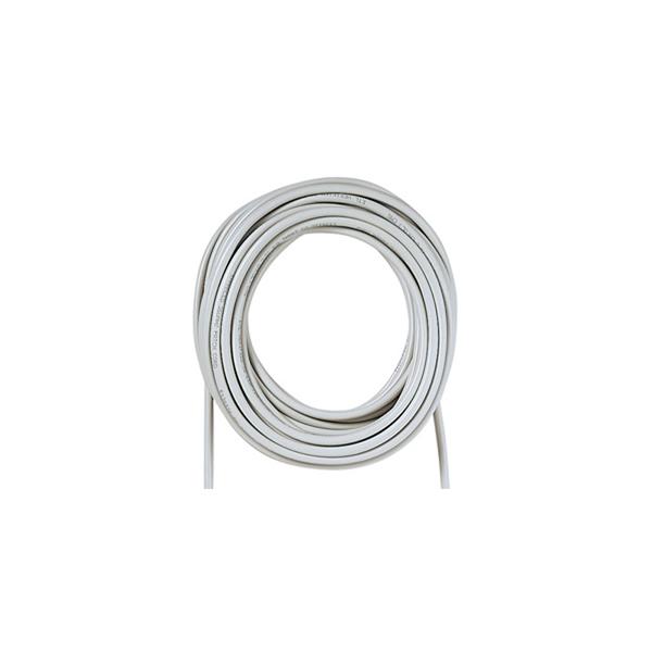 サンワサプライ:簡易屋外用エンハンスドカテゴリ5ケーブルのみ KB-AD5-CB100N