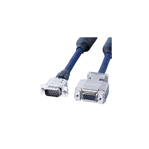 サンワサプライ:ディスプレイ延長複合同軸ケーブル KB-CHD157FN