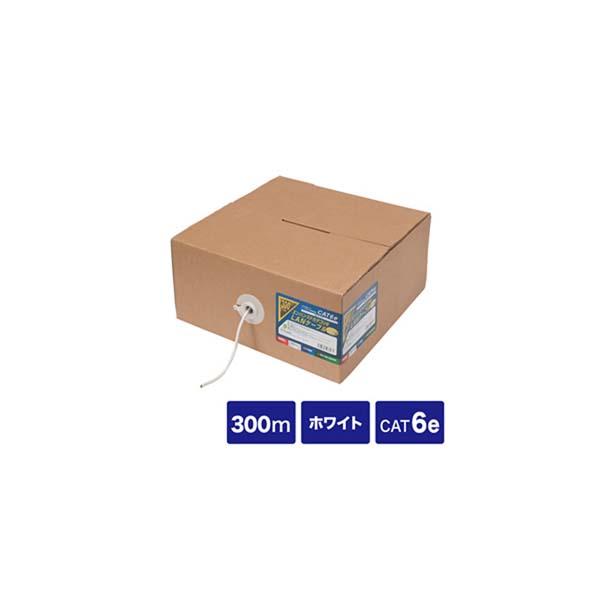 サンワサプライ:エンハンスドカテゴリ6LANケーブルのみ KB-T6E-CB300N