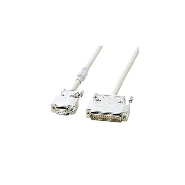 サンワサプライ:RS-232Cケーブル KRS-3106FN