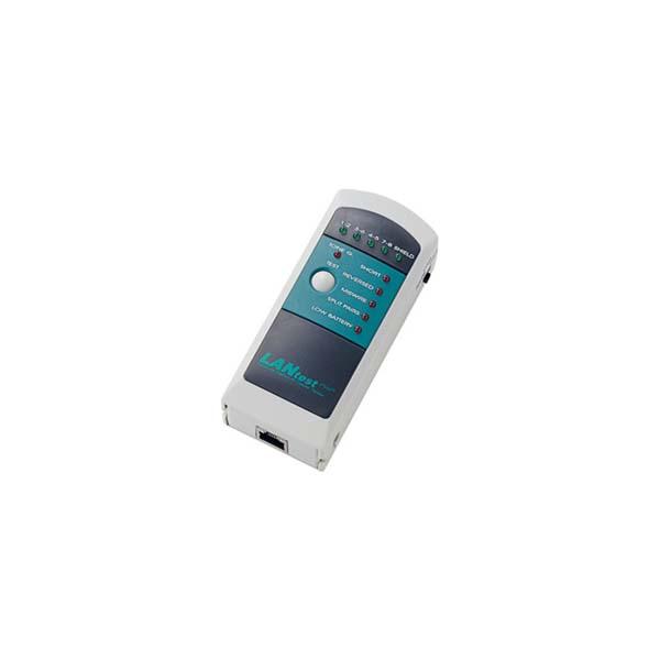 サンワサプライ:LANケーブルテスター LAN-T256652N