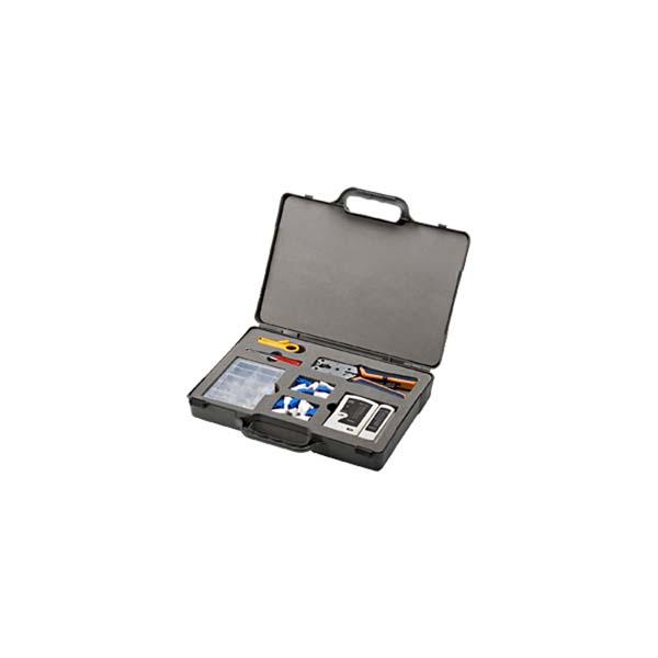 サンワサプライ:LANケーブル自作工具キット(カテゴリ6、カテゴリ5e用) LAN-TLKIT2