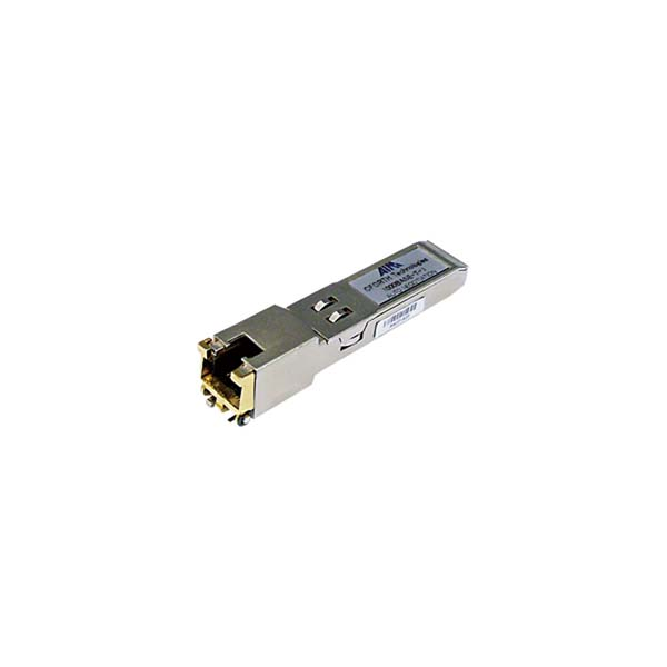 サンワサプライ:SFP(Mini-GBIC)Gigabit用コンバータ LA-SFPT-C