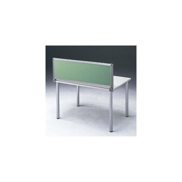 【代引不可】【受注生産品】サンワサプライ:デスクパネル(グリーン) OU-0412C3005