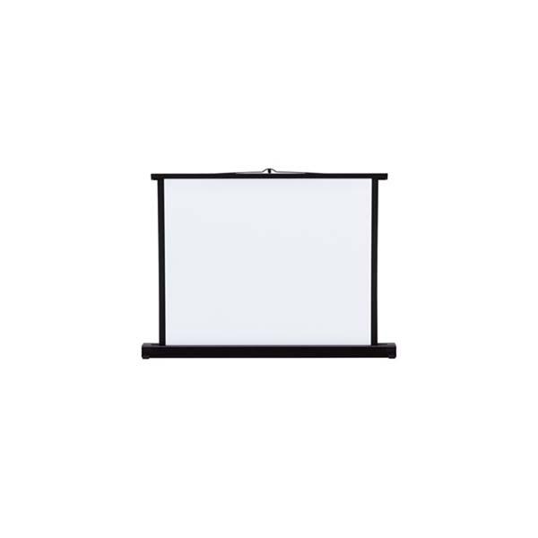 サンワサプライ:プロジェクタースクリーン(机上式) PRS-K30K