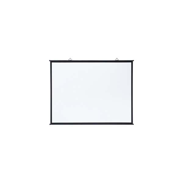 サンワサプライ:プロジェクタースクリーン(壁掛け式) PRS-KB100