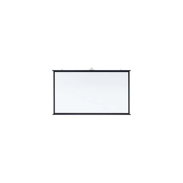 サンワサプライ:プロジェクタースクリーン(壁掛け式) PRS-KBHD80