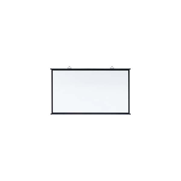 【代引不可】サンワサプライ:プロジェクタースクリーン(壁掛け式) PRS-KBHD90