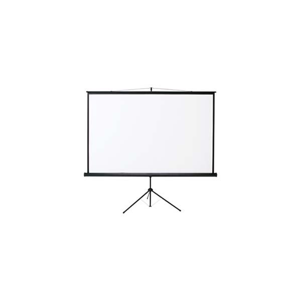 【代引不可】サンワサプライ:プロジェクタースクリーン(三脚式) PRS-S105