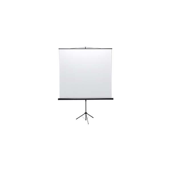 サンワサプライ:プロジェクタースクリーン(三脚式) PRS-S90