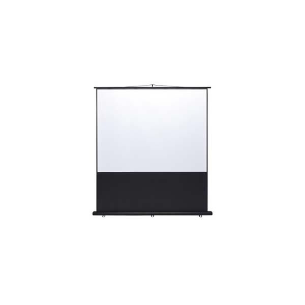 【代引不可】サンワサプライ:プロジェクタースクリーン(床置き式) PRS-Y100K