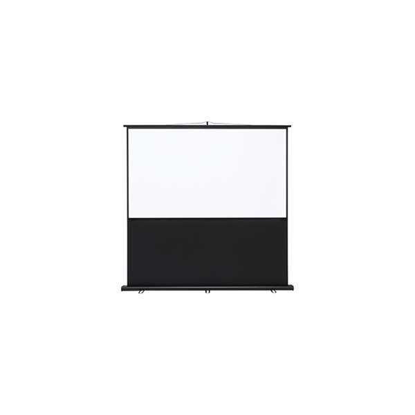 【代引不可】サンワサプライ:プロジェクタースクリーン(床置き式) PRS-Y80HD