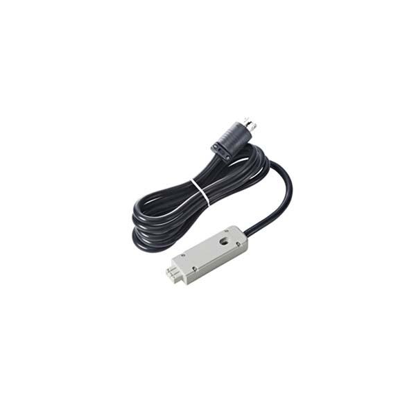 サンワサプライ:20Aコンセントバー用延長用コネクタコード付 TAP-ME8104W2TL3B