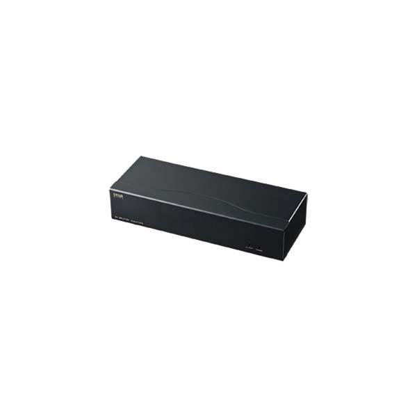 【代引不可】サンワサプライ:フルHD対応DVIディスプレイ分配器(2分配) VGA-DVSP2