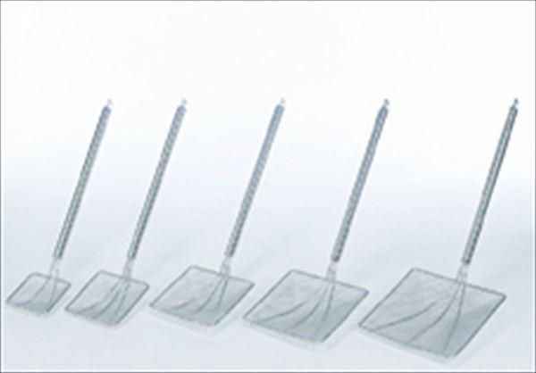 スギコ産業:スギコ 18-8フライヤー用角カス揚(フック付) SPF-180(18cm)