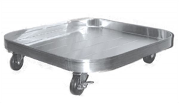 スギコ産業:スギコ 18-8深型角キッチンポット用運搬台車 SH-4240D-UN