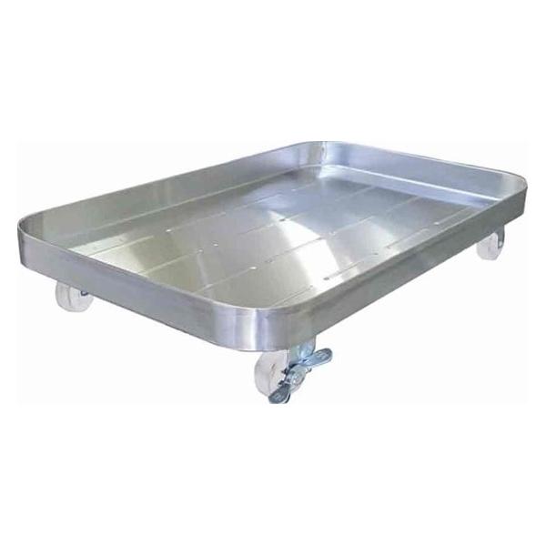 スギコ産業:スギコ 18-8給食バット用運搬台車 SH-6038-UN