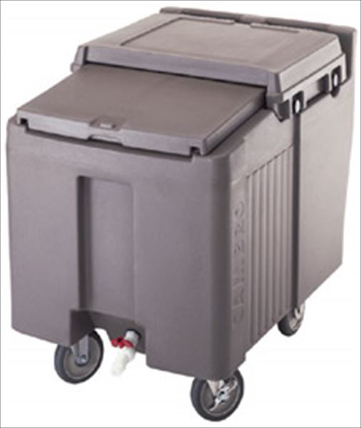 スギコ産業:キャンブロ スライディングリッド アイスキャディー ICS-125L ダークブラウン
