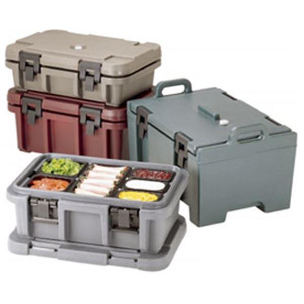 厨房用品 4589504480441 スギコ産業:キャンブロ ウルトラパンキャリア(フードパン用) UPC100 スレートブルー