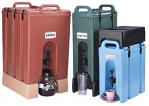 スギコ産業:キャンブロ ドリンクディスペンサー 1000LCD コーヒーベージュ
