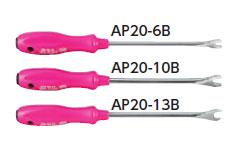 4989433744520 KTC:クリップクランプツール ストレートセット ATP03B