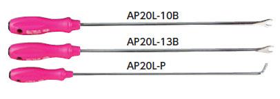 KTC:クリップクランプツール ロングストレートセット ATP03C