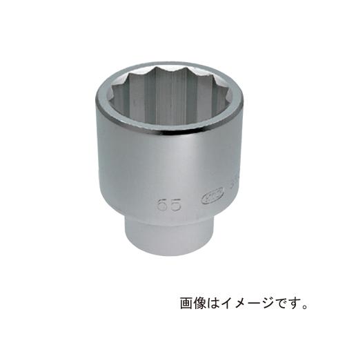 KTC:25.4sq.ソケット(十二角) B50-77