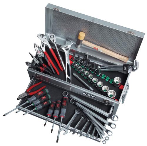 新版 SK4510MXBK:イチネンネット KTC:工具セット(チェストタイプ:一般整備向)-DIY・工具