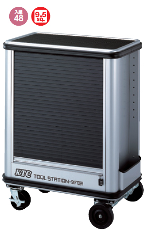 (訳ありセール 格安) SK7006:イチネンネット KTC:ツールステーションセット-DIY・工具