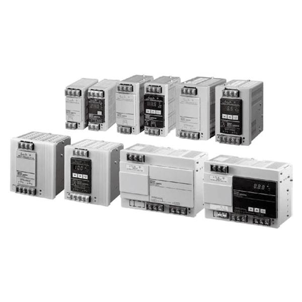 オムロン:スイッチング・パワーサプライ S8VSシリーズ S8VS-06024A