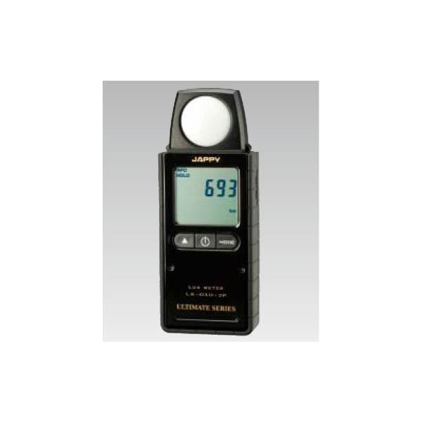 ジャッピィ:デジタル照度計 LX-01U-JP