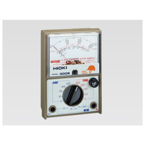 日置電機:ハイテスタ 3008