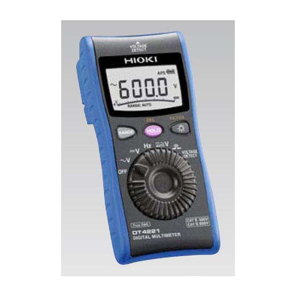 『3年保証』 DT4221日置電機:デジタルマルチメータ DT4221, コクブンジマチ:50db55dc --- brain-ec.ru
