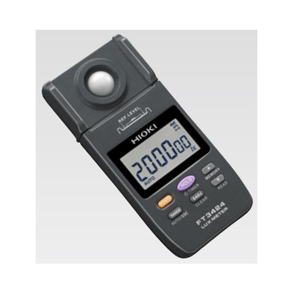 日置電機:照度計 FT3424