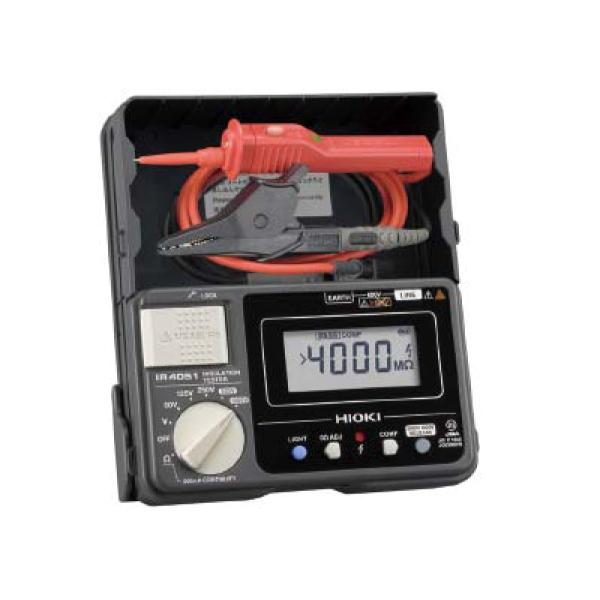 日置電機:絶縁抵抗計 IR4051-11