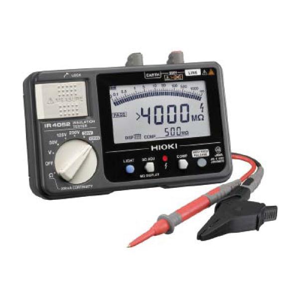 日置電機:絶縁抵抗計 IR4052-10
