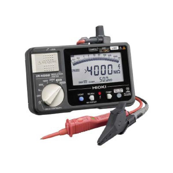 日置電機:絶縁抵抗計 IR4052-11