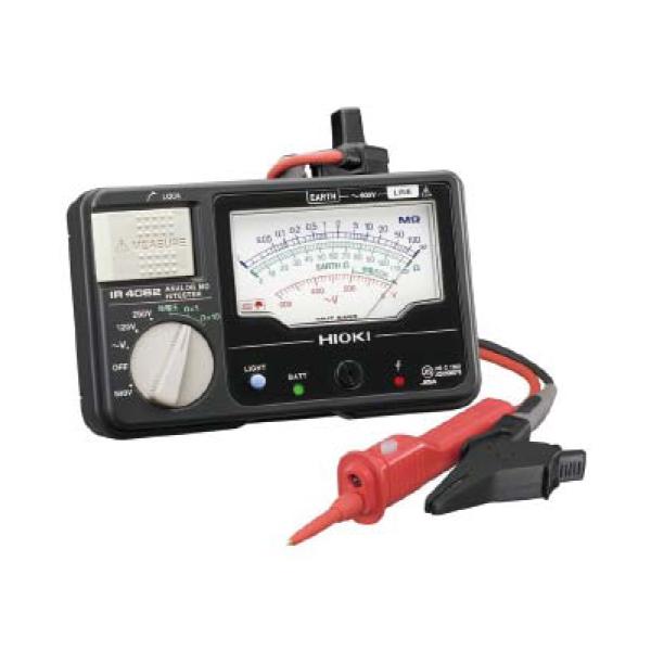 日置電機:アナログ絶縁抵抗計 IR4082-11
