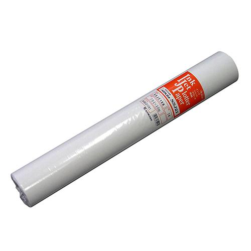 桜井:NデルミナSSJ21(白色合成紙) 841mm×40m 2インチコア SSJ210A 1本 0352154