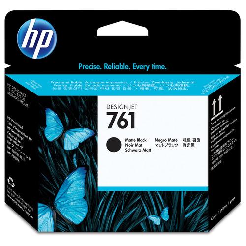 hp(ヒューレット・パッカード):HP761 プリントヘッド マットブラック CH648A 1個 0361897