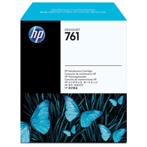 hp(ヒューレット・パッカード):HP761 クリーニングカートリッジ CH649A 1個 0361989