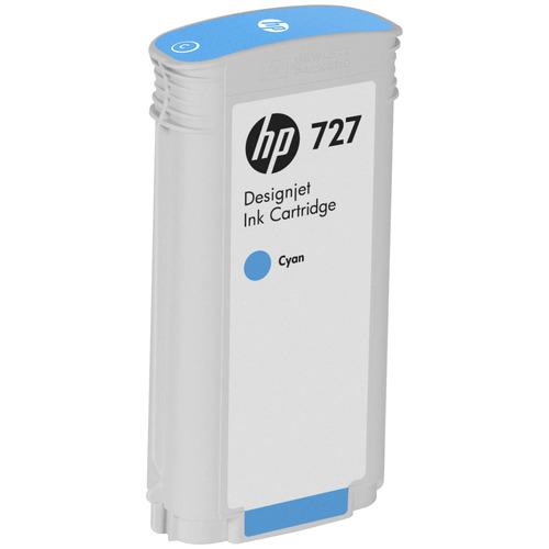 hp(ヒューレット・パッカード):HP727 インクカートリッジ 染料シアン 130ml B3P19A 1個 0366311