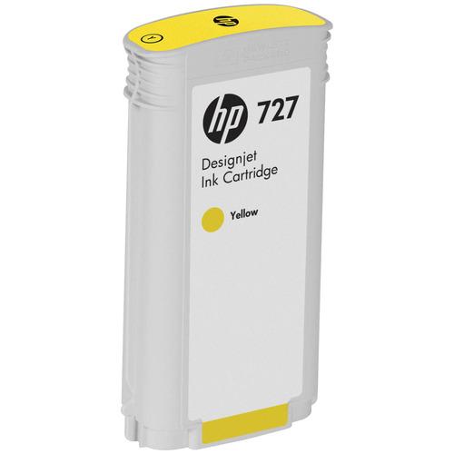 hp(ヒューレット・パッカード):HP727 インクカートリッジ 染料イエロー 130ml B3P21A 1個 0366335