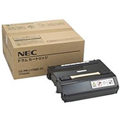 【代引不可】NEC(日本電気):ドラムカートリッジ PR-L1700C-31 1個 1255836
