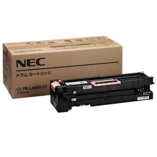 【代引不可】NEC(日本電気):ドラムカートリッジ PR-L4600-31 1個 2212357