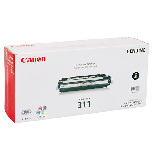 【代引不可】Canon(キヤノン):トナーカートリッジ311 輸入純正品 ブラック 1個 2228006