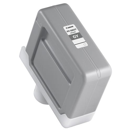 Canon(キヤノン):インクタンク PFI-306 顔料グレー 330ml 6666B001 1個 3232033