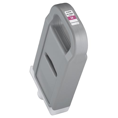Canon(キヤノン):インクタンク PFI-706 顔料マゼンタ 700ml 6683B001 1個 3232118