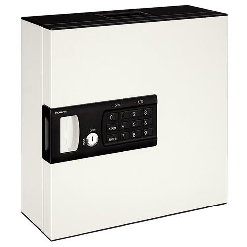コクヨ:キーボックス(KEYSYS) テンキータイプ 64個吊 KFB-TL64 1個 4163466